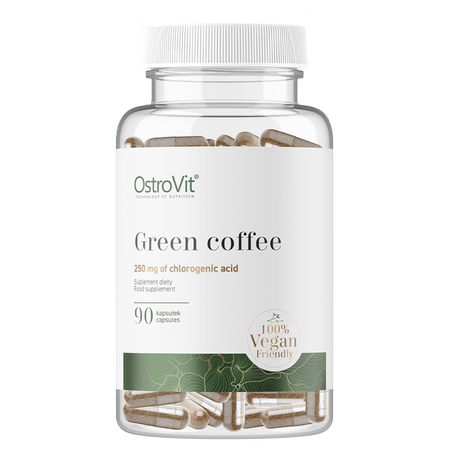 OstroVit Green Coffee VEGE 90 vcaps
