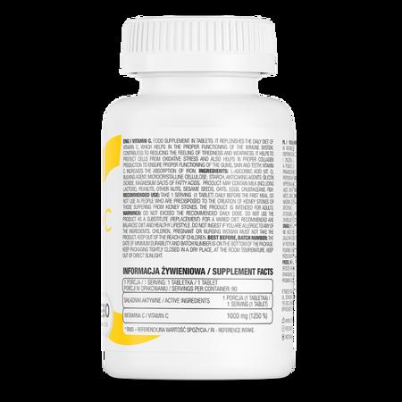 OstroVit Vitamin C 90 tabs